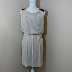 Jennifer Lopez Pleated Dress